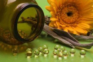 Medikament der Naturheilkunde