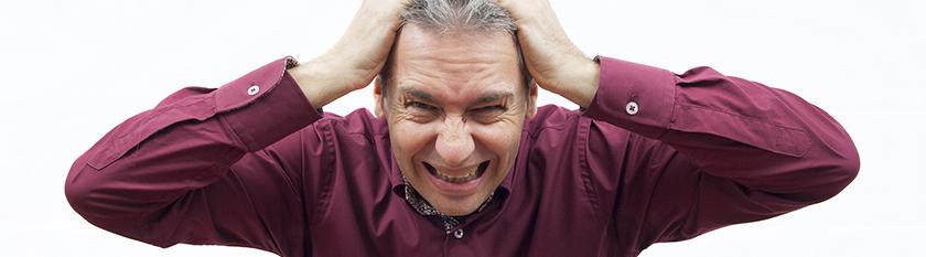Stressreaktion: eine Reaktion auf Stress hervorrufende Reize (Stressoren)